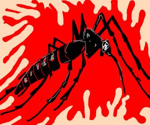 Mosquito!