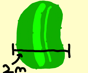 Pickle thicc