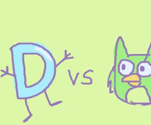 Drawception VS Duolingo