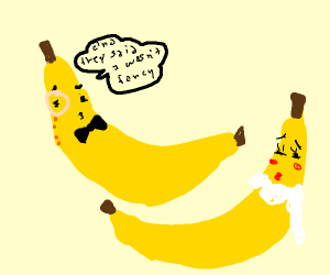 A Fancy Banana