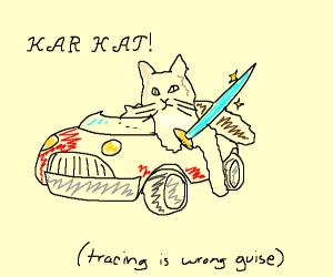 karkat with diamond sword
