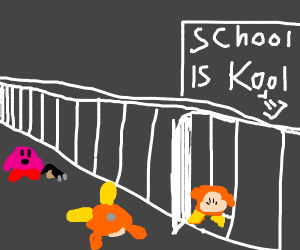 Kirby the school shooter