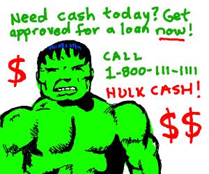 HULK CASH