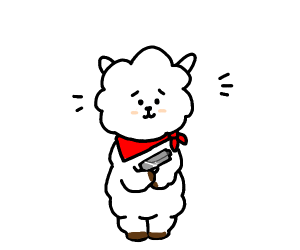 Llama with a gun