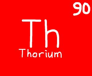 Thorium (element)