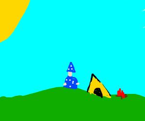 Wizard Tent