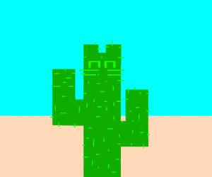 cat-cactus