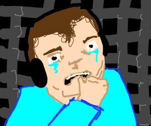Markiplier crying meme