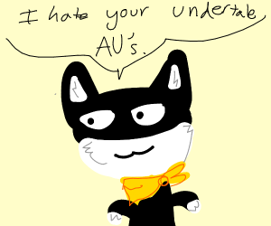 morgana wants to fight undertow