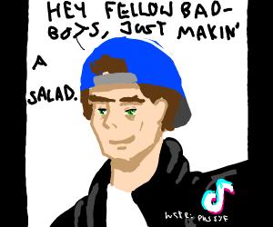 bad boy make salad