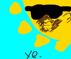 kanye's Sun