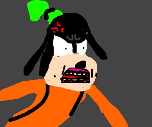 Angry Goofy