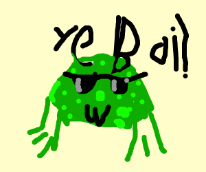 Cool Toad