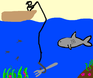 Fishing for a Fork