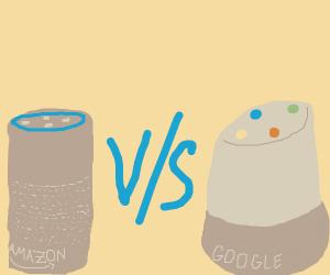 Alexa vs. Siri Deathmatch