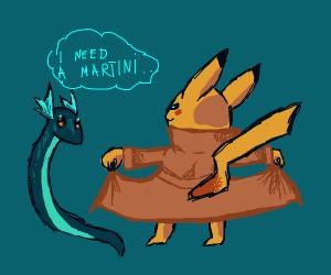 Pikachu used Flash!