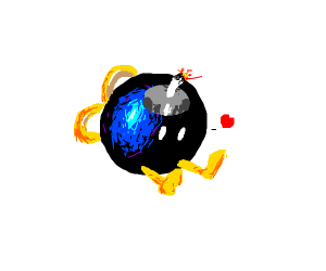 a lovely bob-omb