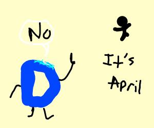Drawception denies April