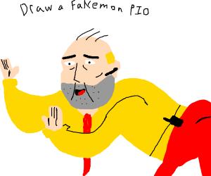 Draw a Fakemon PIO
