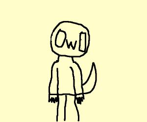 OwO lizardman