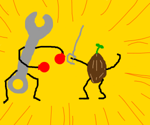 Wrench Vs Seed