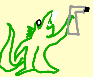 Manic Alligator