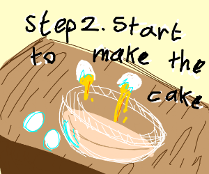step 1: collect the ingredients