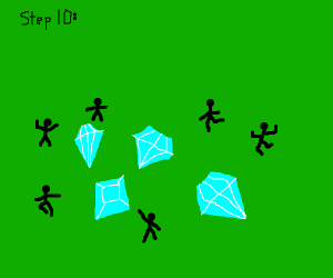 step 9: mod the game to get free diamonds