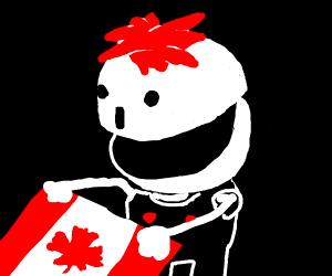 Canadian redhead