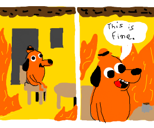 This is fine :)