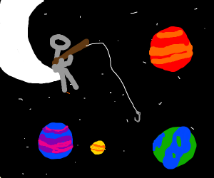 Fishing for planets