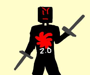 Black knight gets upgrade