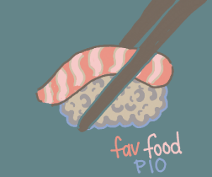 Favorite Food, Pass it on!
