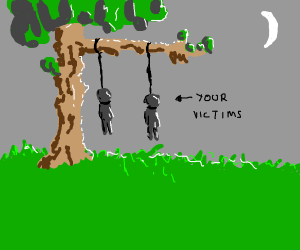 Hang your victims on trees