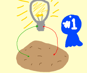 Potato Science Project