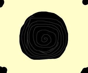 Black hole(or butthole??)