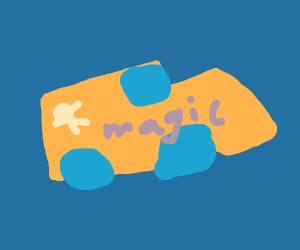 The magic schoolbus is under water