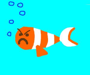 Angry Nemo