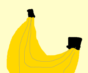 Very Thick Banana