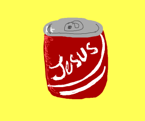 Share a coke with: Jesus