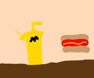 Mustard Box Cover