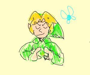 Link and Navi