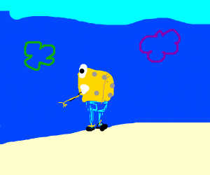spongebob skinnypants