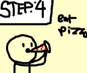 step 3: destroy life