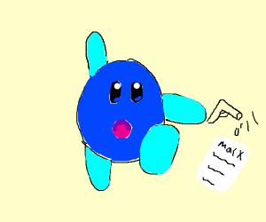 Kirby kills marx