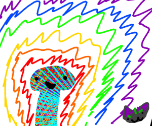 mushroom on drugs