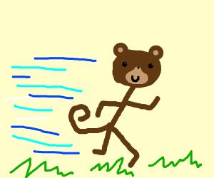 speedy monkey