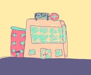 cute hospital