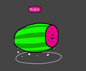 psychic watermelon