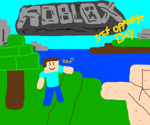 Roblox opposite day